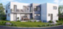 Immobilienvisualisierung von außen