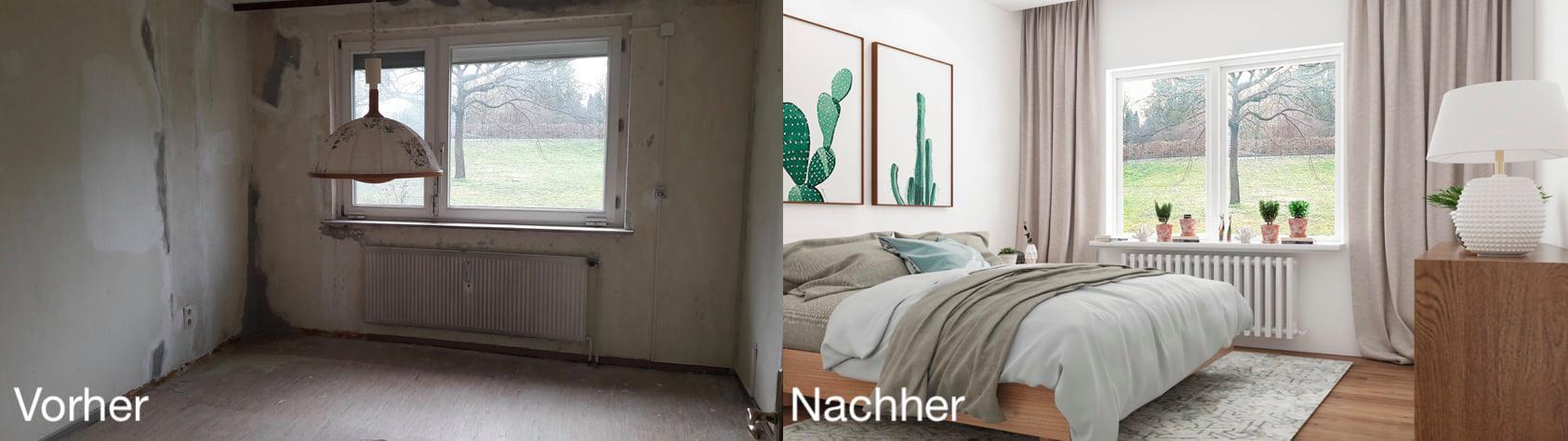 Digital Home Staging Referenz Heuberger