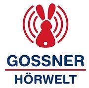Logo Gossner Hörwelt - Hörgeräte Nürnber