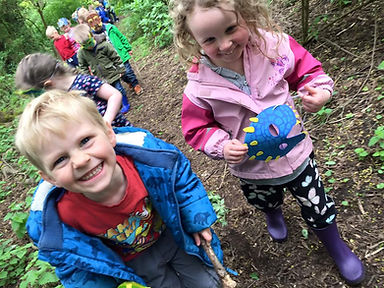Forest School Party