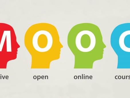 Primera edición de Cursos MOOC (Cursos Gratuitos en línea)
