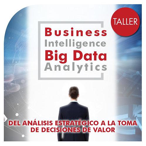 Taller Business Intelligence + Big Data (E-learning)