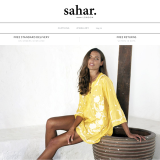 SAHAR LONDON