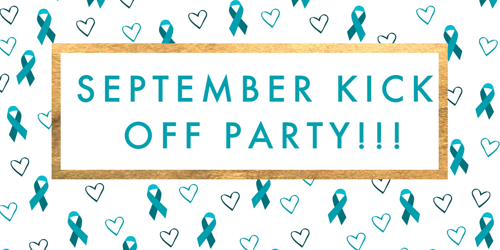 September Kick off Party