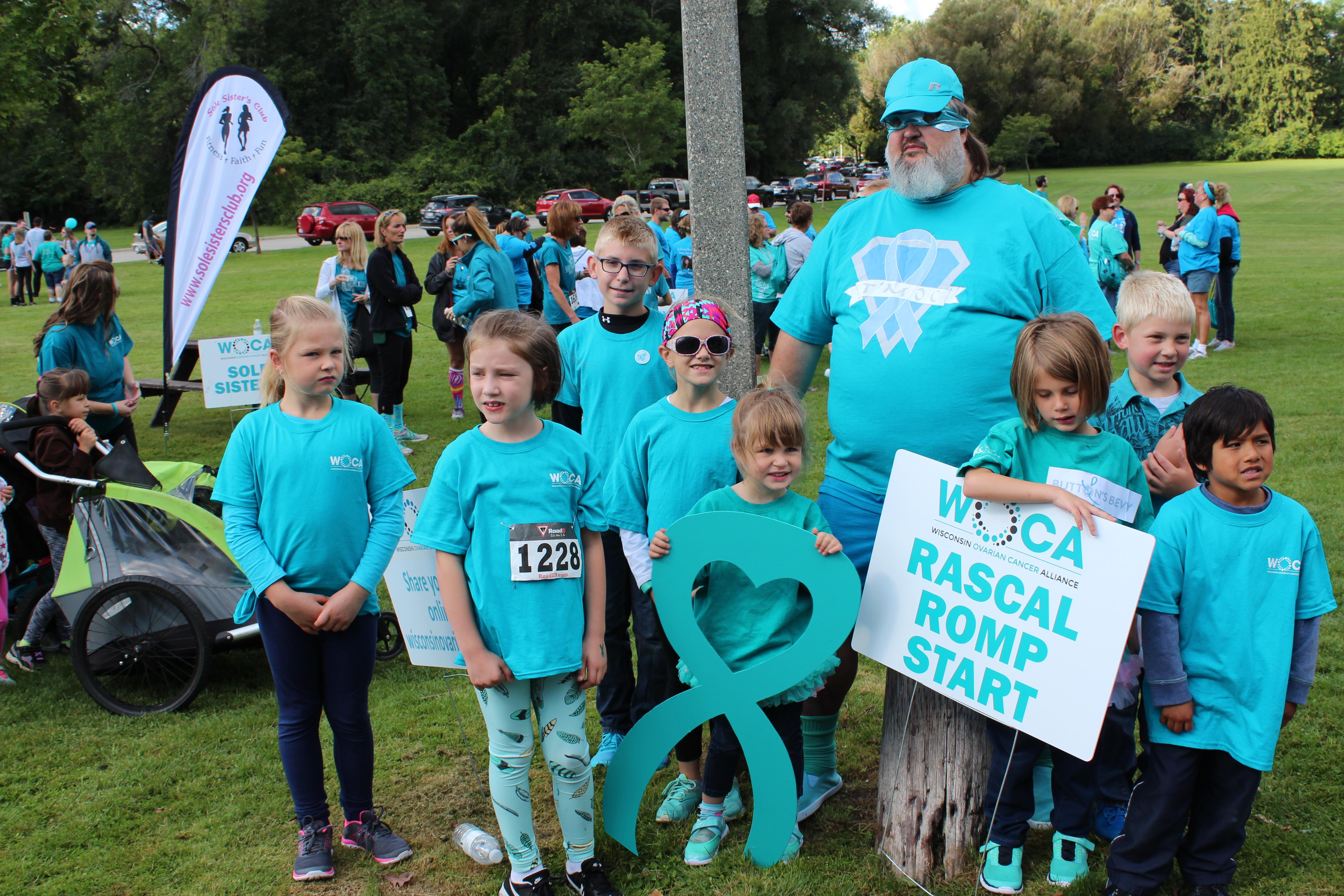 Nancy S Run Rock Stroll Wisconsin Ovarian Cancer Alliance