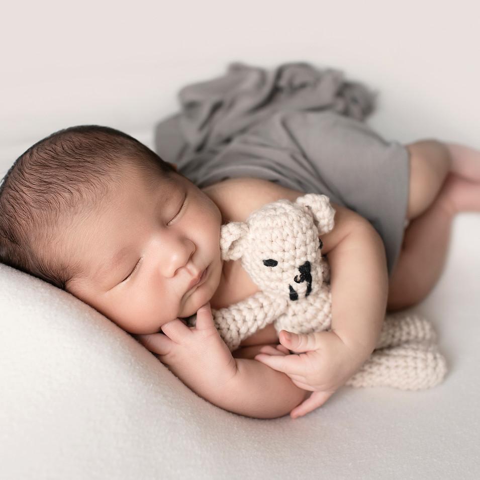 Hong Kong Newborn Photographer Lullaby I