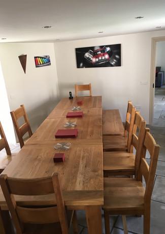 Dining room Malt Barn