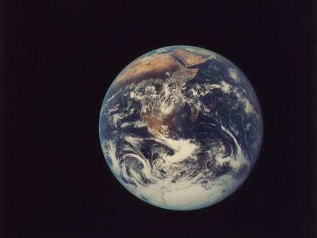 The Earth and The Coronavirus Impact