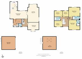 Floorplan plot 1 Hidden Brook