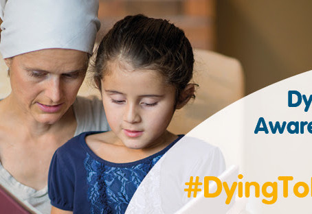 Dying Matters Awareness Week starts Monday!
