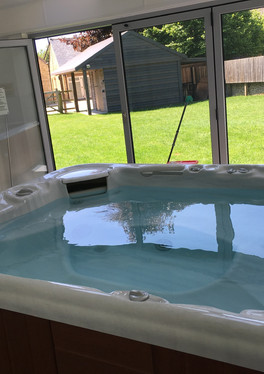 Hot tub Malt Barn