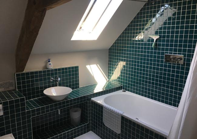 Family Bathroom Malt Barn