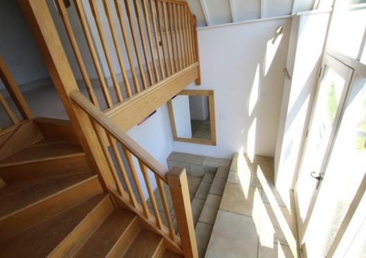 Stairs Malt Barn