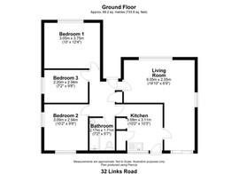 32 Links Road floor plan