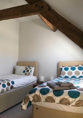 Bedroom 2 of Malt Barn