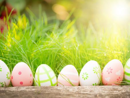 Enjoy the Easter holidays