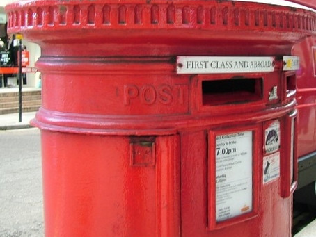 SECOND CLASS STAMPS WILL STILL WORK!