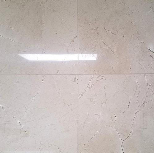 Crema Marfil | Marble Tile | 24x24