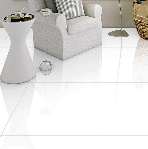 Super White | Porcelain Tile