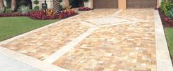 gold trv pavers