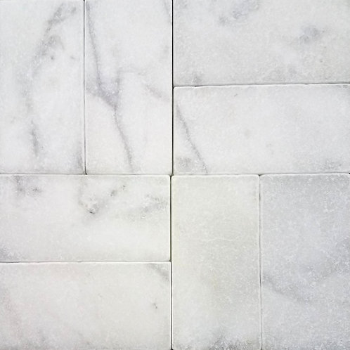 Carrara White | Marble Pavers