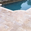 Thumbnail: Walnut | Travertine Tile Versailles Pattern