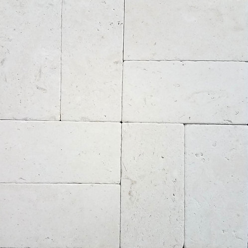 Aqua Shell | Limestone Pavers