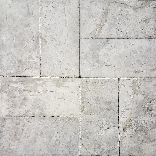 Tundra Grey | Marble Pavers