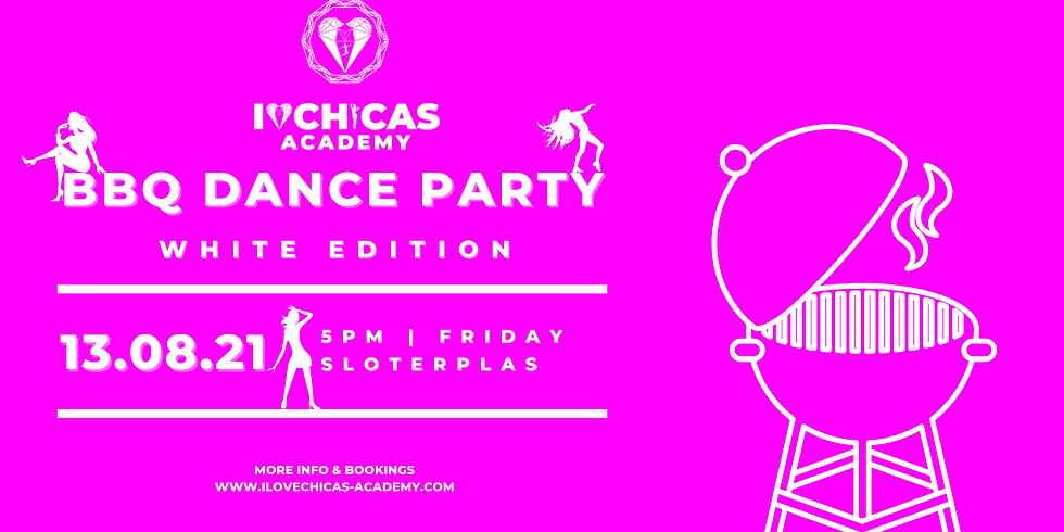 ILCH Dance BBQ Party - White Edition