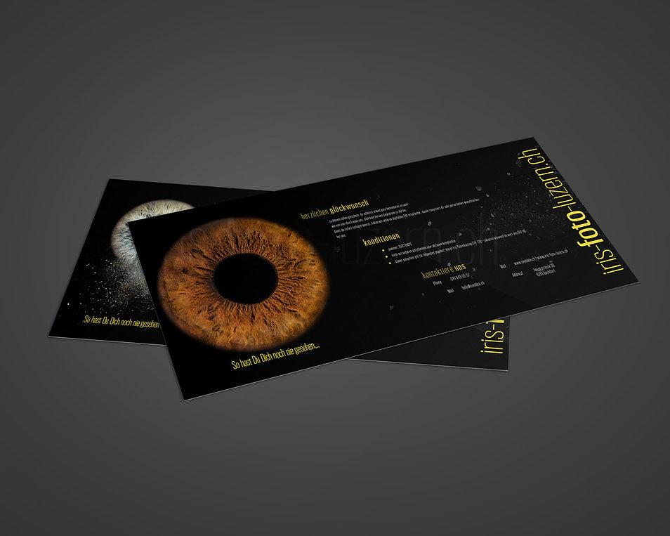 Gutschein für das persönlichste Fotoshooting der Welt, Dein Iris Fotoshooting von iris-foto-luzern.ch