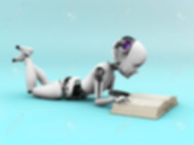 39803675-robot-child-lying-on-the-floor-