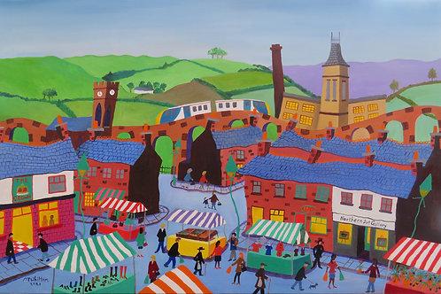 Northern Market Town