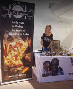 Sandra Blazquez y Paella Company