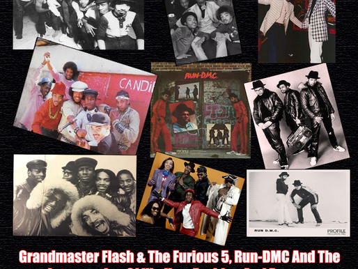 Grandmaster Flash & The Furious 5,Run-DMC And The Intersection Of Hip Hop, Fashion And Fame