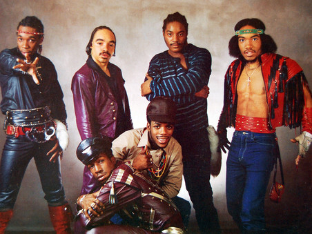GRANDMASTER FLASH & THE FURIOUS 5 AND THE PATH TO THE LIFETIME ACHIEVEMENT GRAMMY