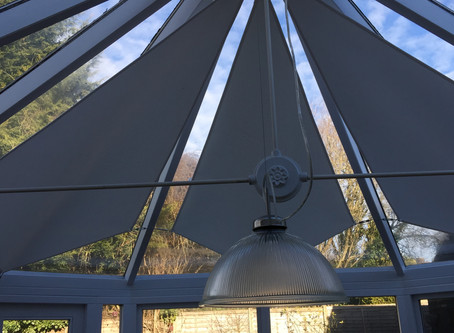 Conservatory Sails: The Process!
