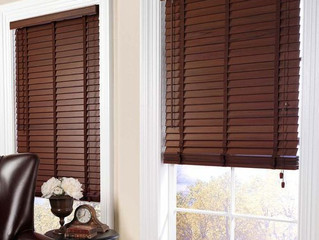Why choose wooden blinds
