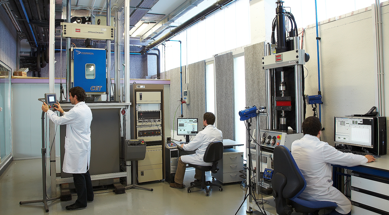 MECHANICAL TESTING LABORATORY