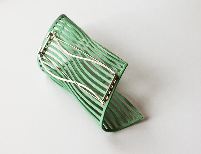jewelllery brooch back design silver