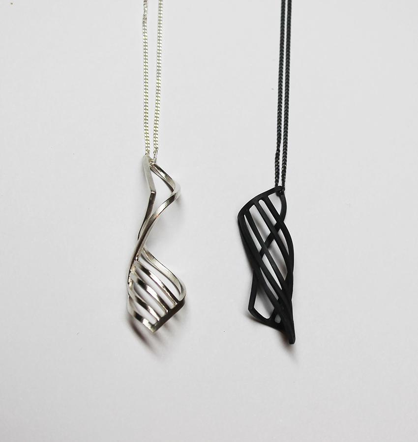 silver jewellery pendant gift