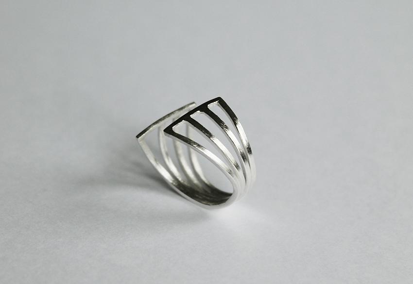 silver ring nice design gift