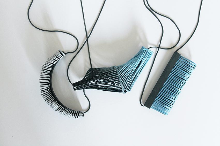 jewellery pendant necklace blue