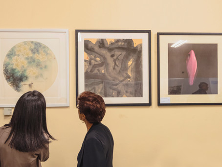 """Inaugurazione mostra """"Chinese Rice Paper and Painting"""""""