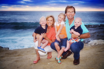 Lee Hazen, D.C. Family