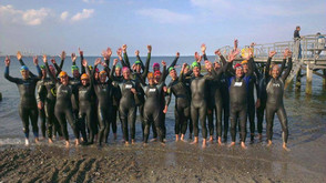 Open Water træning start