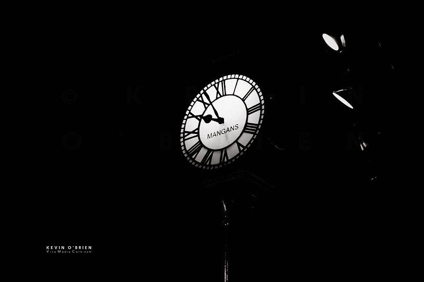 Mangans Clock, Patrick St