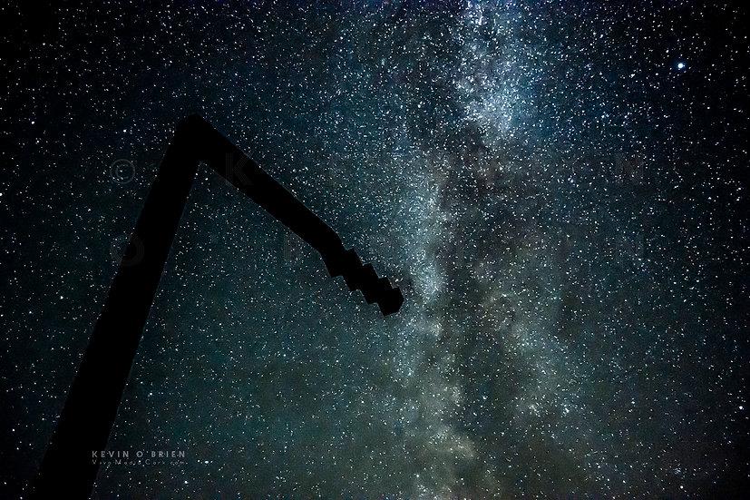 Wild Atlantic Milky Way #4 Lough Hyne