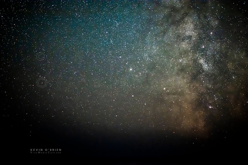 Wild Atlantic Milky Way #2 Owenahincha