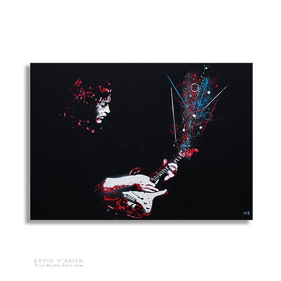 Rory Gallagher - (Print)