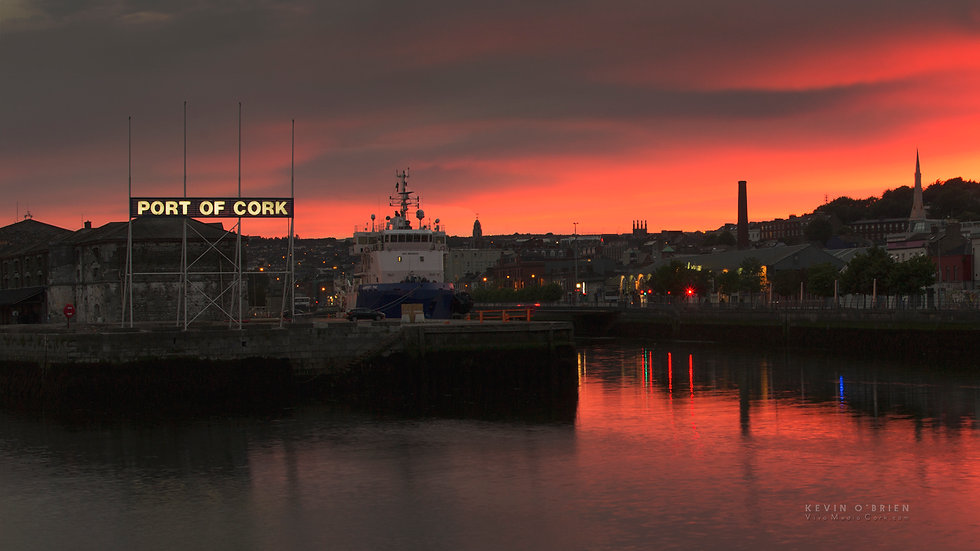 The Sweet Port of Cork
